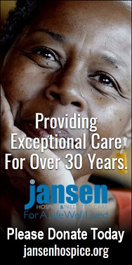 Jansen Hospice - New ad up Sept 3, 2020