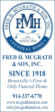McGrath & Sons, up March 14, 2021 (to run for 1 year)