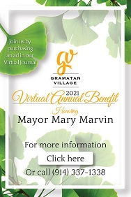 Gramatan Village - Family Ad, up March 2, 2021, changed to benefit March 22, 2021